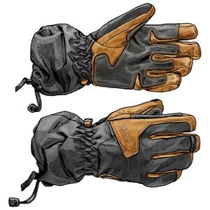 Men's Yellowknife Gauntlet Gloves