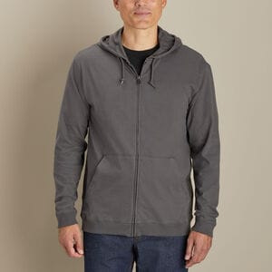 Men's Longtail T Full Zip Hoodie