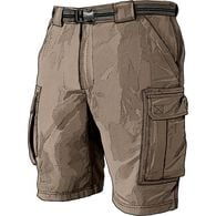 Men's Dry on the Fly 11'' Cargo Shorts BARK MEDIUM