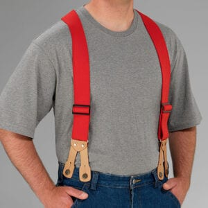 Men's Duluth Trading Button Suspenders