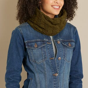 Women's Knit Snood