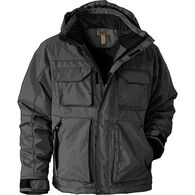 Men's Whaleback Waterproof Jacket BLACK XLG REG