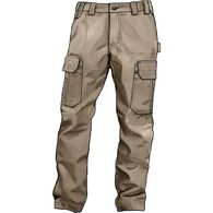 Men's Fire Hose Trim Fit Cargo Work Pants DESKHA 0