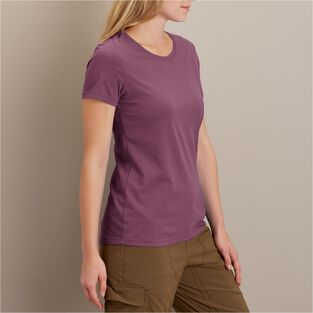 Women's Lightweight Longtail T Scoop Neck T-Shirt