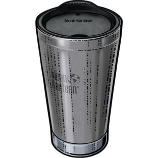 Insulated Pint Glass with Lid STNLSTL