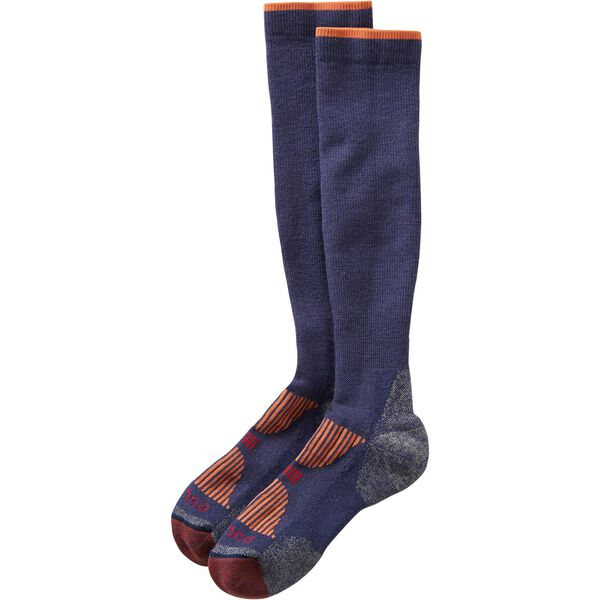 Women's Stay-Put Copper Compression Sock