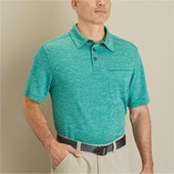 Men's Armachillo Cooling Short Sleeve Polo Shirt K