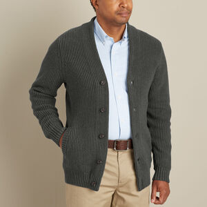 Men's Burly Retirement Cardigan