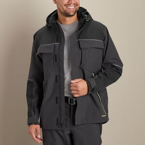 Men's TradeTek 3-Layer Rain Shell