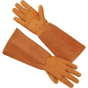 Women's Gardening Gauntlet Gloves