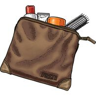 Fire Hose Small Parts Bag- Medium BROWN
