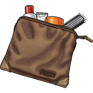 Fire Hose Small Parts Bag- Medium