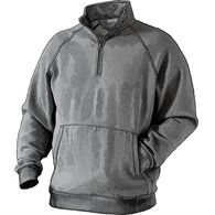 Men's Souped-Up 1/4 Zip Sweatshirt GRAYHEA XLG TAL