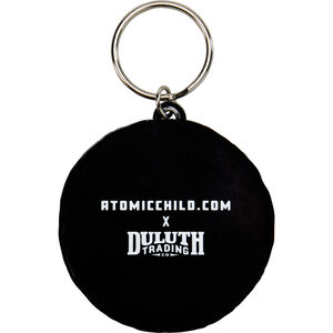 Duluth Trading Home Sweet Home Keychain