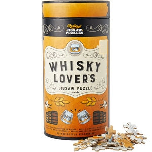 Whiskey Lover's 500pc Jigsaw Puzzle