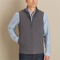 Men's Jet Equity Vest BLACK MED REG