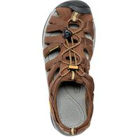 Women's KEEN Whisper Sport Sandals RICPLUM 8  MED