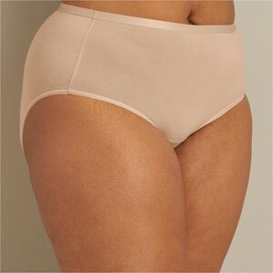 Women's Plus Free Range Organic Cotton Briefs