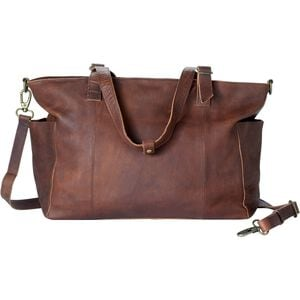 Lifetime Leather Large Tote