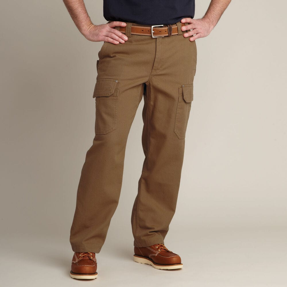Men S Fire Hose Relaxed Fit Cargo Work Pants Duluth