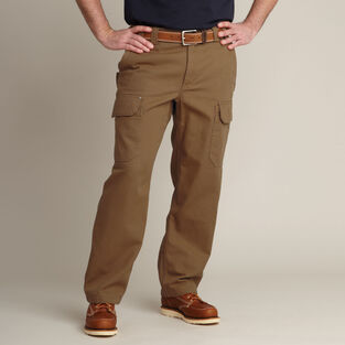Men's Fire Hose Cargo Work Pants