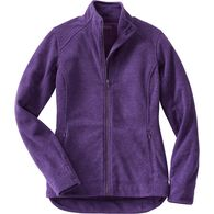 Women's Frost Lake Fleece Full Zip Jacket DKPHTHR