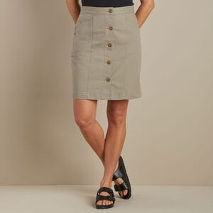 Women's Workday Warrior Chino Skirt