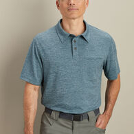 Men's Armachillo Cooling Short Sleeve Polo Shirt B