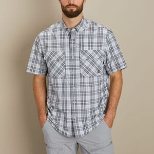Men's AKHG Sockeye Standard Fit Short Sleeve Shirt