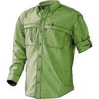 Men's CoolPlus Action Long Sleeve Shirt GRASS GREE
