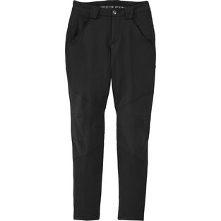 Women's Hardchore Tech Skinny Leg Work Pants BLACK