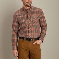 Men's AKHG Boar's Nest Flannel Standard Fit Shirt