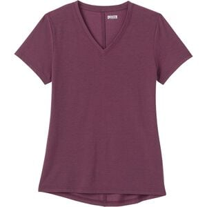 Women's Dry and Mighty Short Sleeve V-Neck T-Shirt