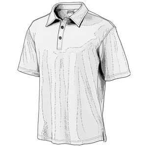 Men's Power Play Relaxed Fit Short Sleeve Polo