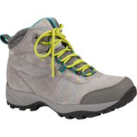 Women's Jill Pine Waterproof Hiking Boots TEAL 9.5