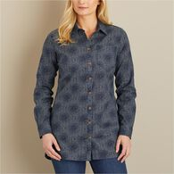 Women's Artisan Hemp Tunic FSHMLTS XSM