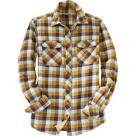 Women's Crosscut Wicking Flannel Shirt MNTMCHK XSM