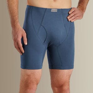 Men's Free Range Organic Cotton Boxer Briefs