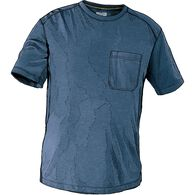 Men's Dry on the Fly Crew T-Shirt with Pocket OBLH