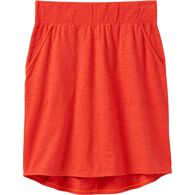 Women's To 'n' Flow Jersey Skirt POPPY XXL