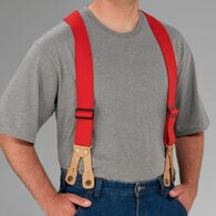 Men's Duluth Trading Button Suspenders NAVY