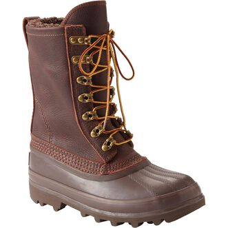 Women's Slop Stopper Leather Boots
