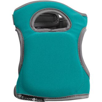 Women's Kneelo Gardening Knee Pads TEAL LRG