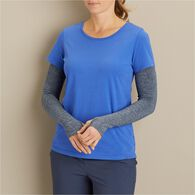 Women's Armachillo Cooling Sun Sleeve INK L/XL