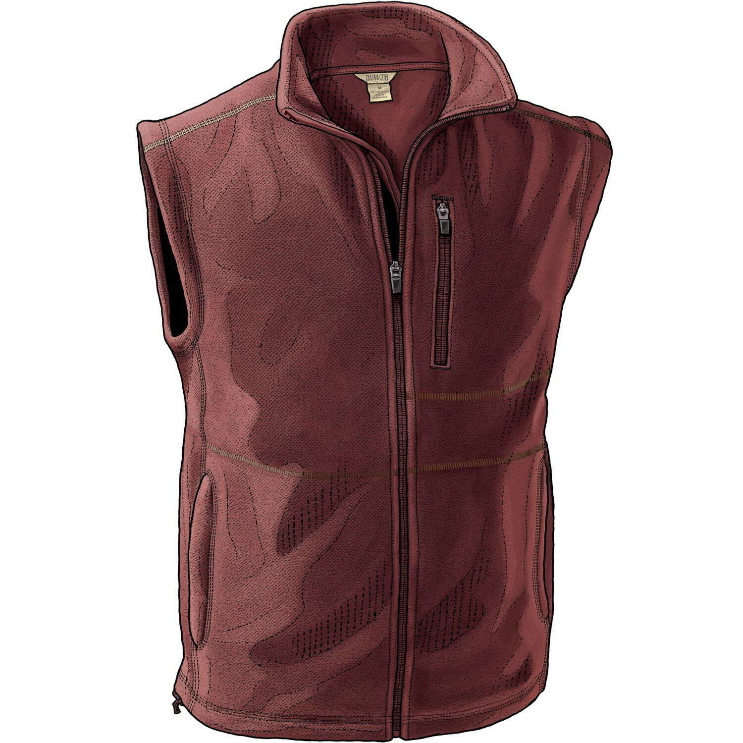 SPOEAR Zip Up Womens Vest with Zipper Pockets Athletic Sweater Fleece Vest Sleeveless Sweater Jacket