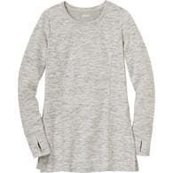 Women's Plus Deux More Double Knit Crew Tunic PTYG
