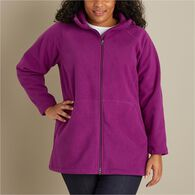 Women's Plus Shoreline Fleece Windproof Parka GPGH
