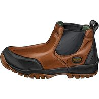 MN Grindstone Pull On Composite Toe Boots BROWN 9