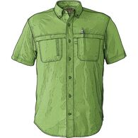 Men's CoolPlus Action Short Sleeve Shirt GRSGRN LR