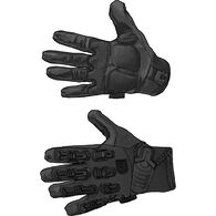 Men's Duluth D2 Leather Impact Gloves BLACK SM